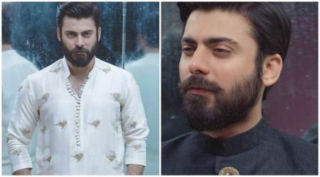 Fawad Khan turns model for a clothing brand and his latest clicks are too hot to bemissed