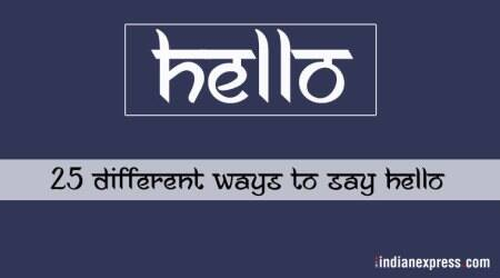 world hello day, world hello day 2017, hello in different languages, how to say hello in different languages, hello in other languages, indian express, indian express news