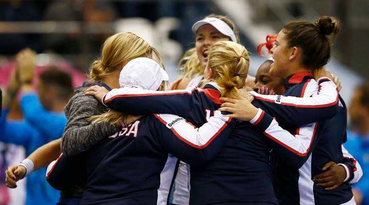 fed cup, usa vs belarus, usa vs belarus fed cup