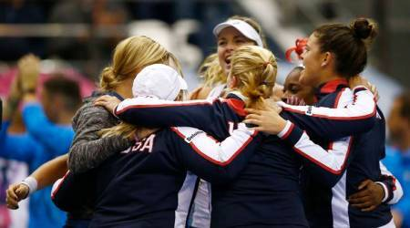Fed Cup Final: United States beat Belarus 3-2 in dramatic fashion for 18th title