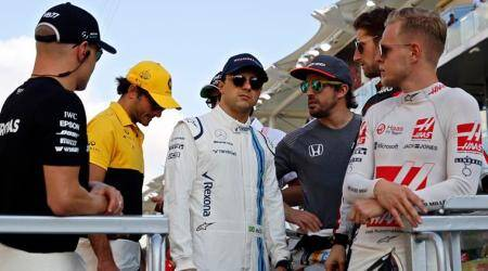 Felipe Massa makes his point right to the very end