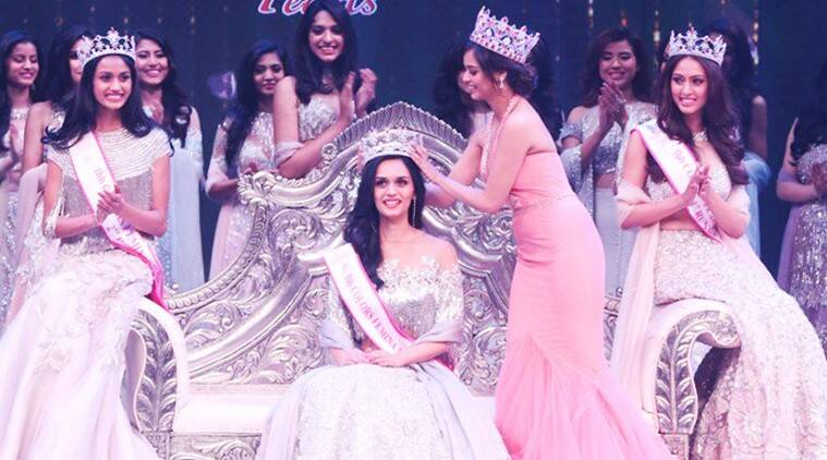 Manushi Chhillar Crowned As Miss World 2017