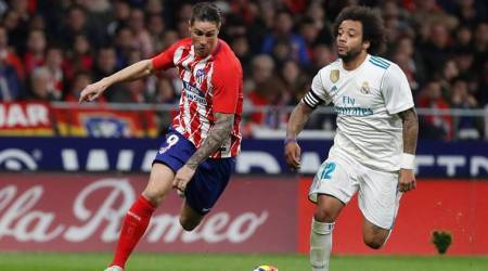 Atletico Madrid and Real Madrid play out 0-0 draw: As it happened