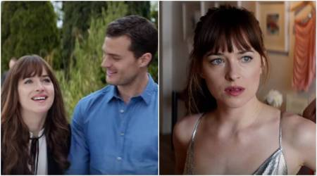 Fifty Shades Freed, Fifty Shades Freed trailer, Fifty Shades Freed photos, Dakota Johnson, Jamie Dornan