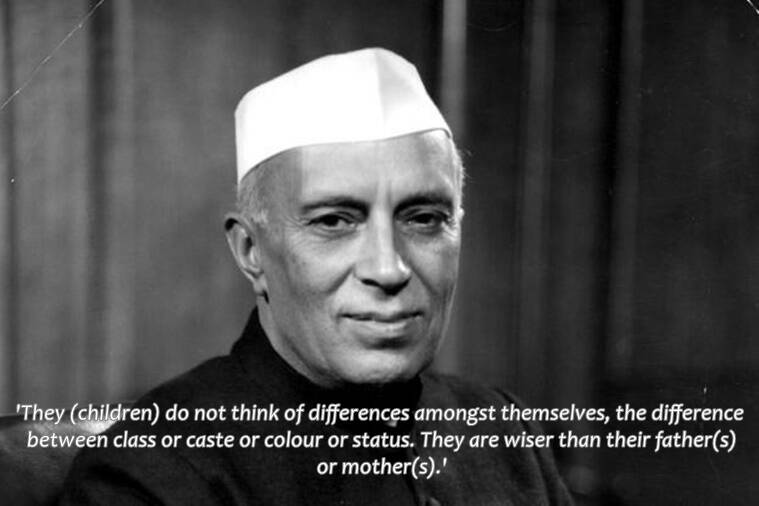 Happy Childrens Day 2017 Bal Diwas 10 Quotes By Jawaharlal Nehru