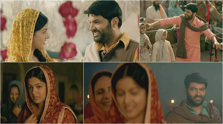 Watch Firangi song Sajna Sohne Jiha: Kapil Sharma is