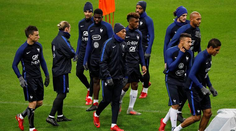 French football federation, France, mParis attack, French football federation news, sports news, football, Indian Express