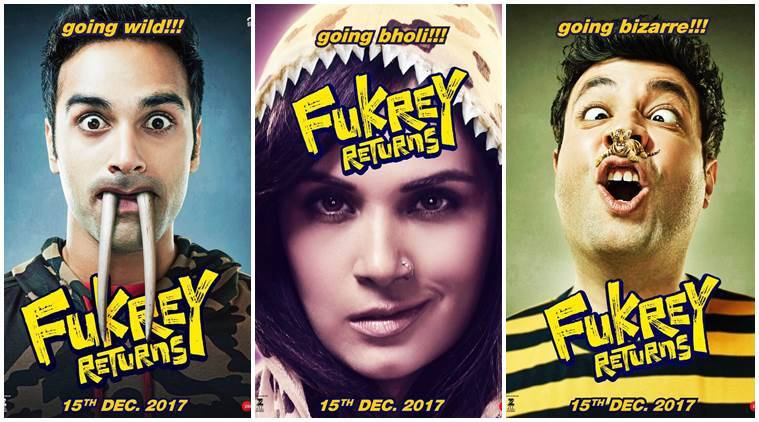 Fukrey Returns 5th Day Box Office Collection