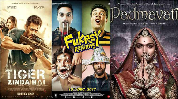 Fukrey Returns is releasing in between Padmavati and Tiger Zinda Hai.
