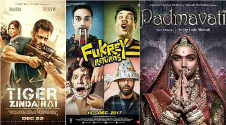 Ritesh Sidhwani feels Fukrey Returns is like the meat in the sandwich releasing between Padmavati and Tiger Zinda Hai