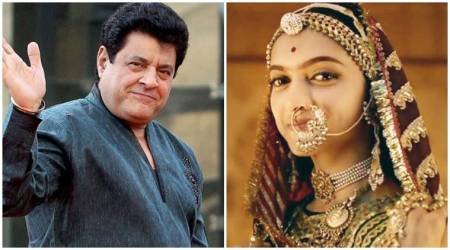 Gajendra Chauhan: Padmavati was not a dancer, she was a queen