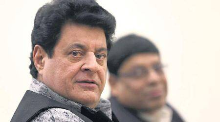 Ex-FTII chief Gajendra Chauhan to play Syama Prasad