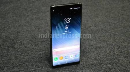 Samsung, Galaxy Note 8, Galaxy Note 8 freezing issues, Galaxy Note 8 issues, Galaxy Note 8 price in India, Galaxy Note 8 launch in India, Samsung Galaxy Note 8, Note 8, Android smartphones