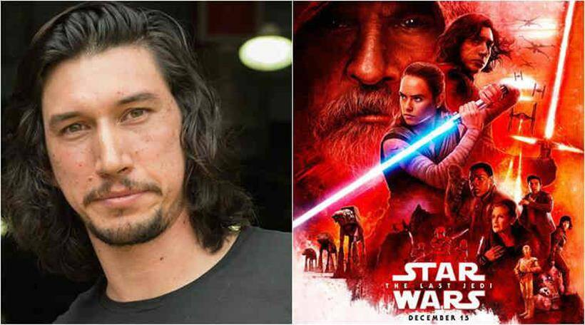 adam driver star wars the last jedi