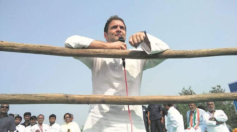 Gujarat Assembly elections 2017, Gujarat Assembly elections, gujarat polls, rahul gandhi, rahul gandhi narendra modi, modi slams congress, modi says congress hate gujrati, indian express news