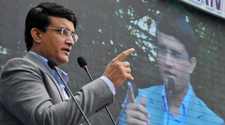 Sourav Ganguly retired from international cricket in 2008