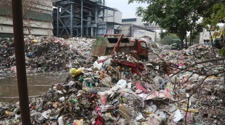 Dadumajra dumping: Million metric tonnes of waste to be cleared through scientific mining