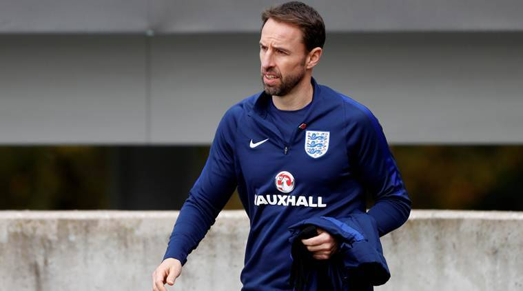 England's Gareth Southgate welcomes new faces against Germany, Brazil