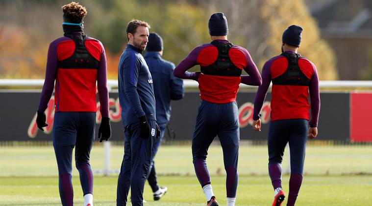 Gareth Southgate, England football team, England penalty curse, football news, Indian Express