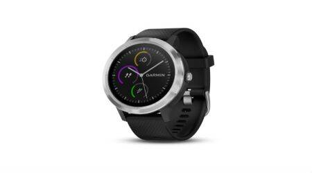 Garmin Vivoactive 3 fitness smartwatch with GPS launched in India at Rs24990