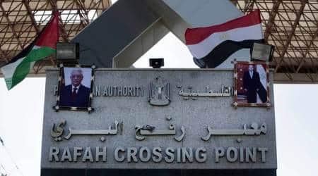Gaza border crossings, hamas and Gaza border crossings, Islamic militant group Hamas, Mohammed Abu Zaid, International news, World news, latest news