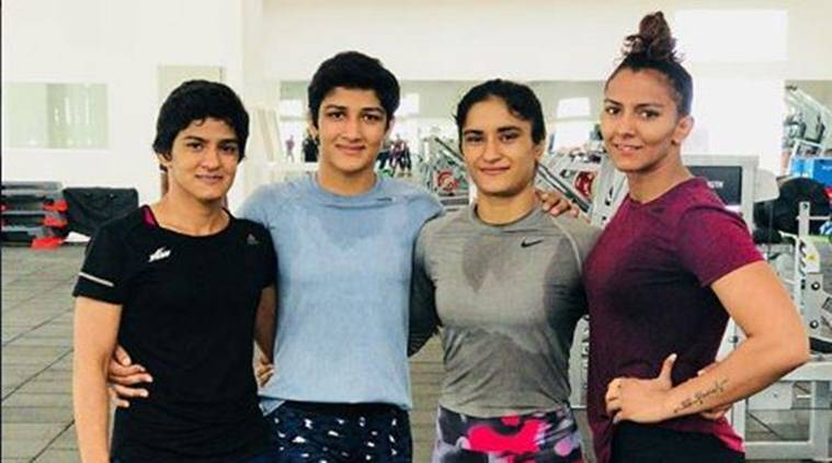 Phogat sisters, Vinesh, Ritu, Geeta, Sangeeta, will contest in different weight categories