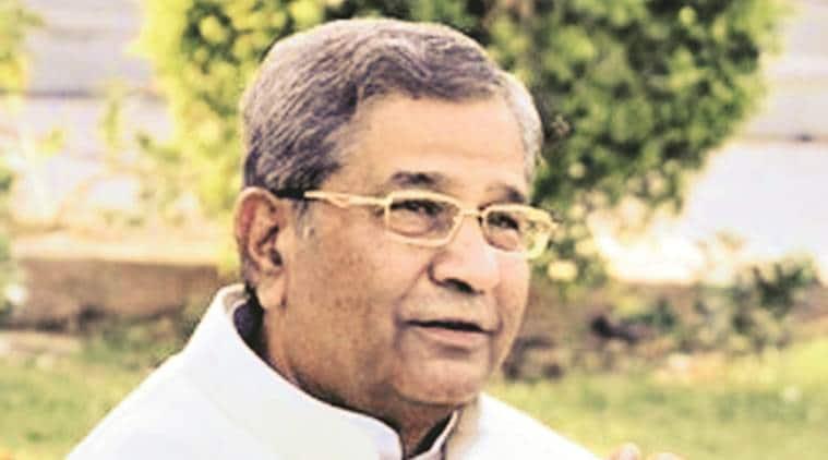 Ghanshyam Tiwari, BJP Rajasthan, Rajasthan assembly election, Rajasthan Vasudhara Raje, India News Indian Express