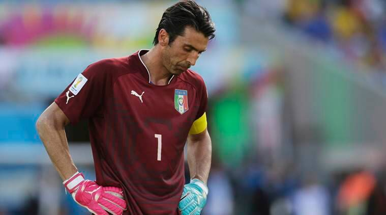 Gianluigi Buffon to sit out Juventus match after Italy World Cup failure