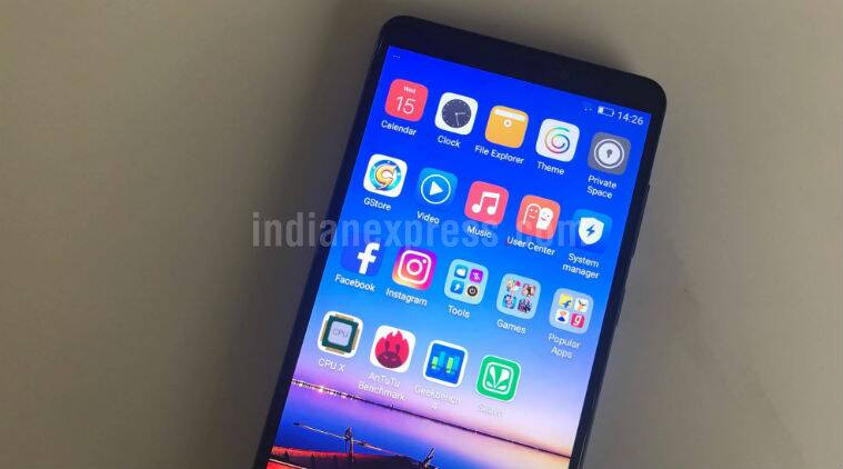 Gionee M7 Power first impressions price in India features specifications sale