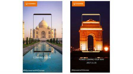 Gionee M7 Power with 5000mAh battery coming to India, launch set for November15