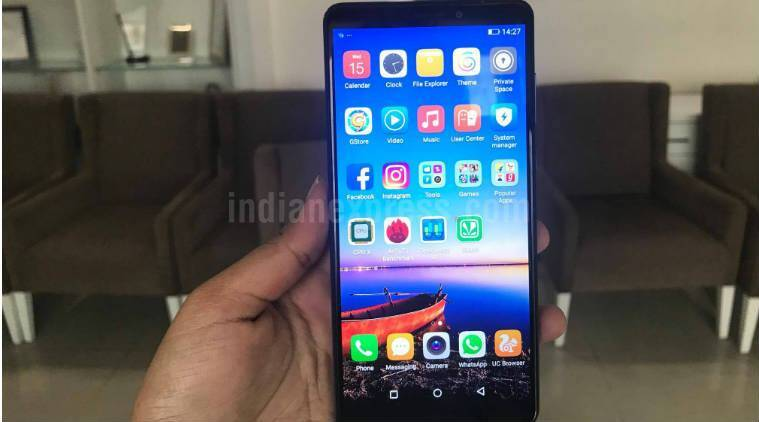 Gionee M7 Power launch price in India features specifications