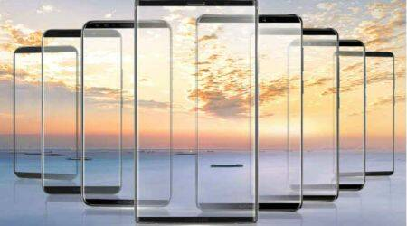 Gionee to launch eight bezel-less smartphones on November26