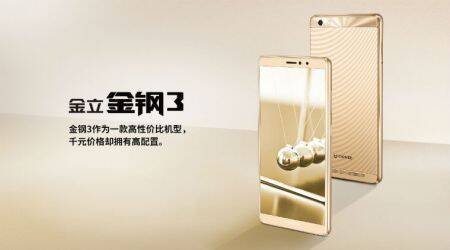 Gionee F6, F205 and Steel 3 launched: Price, specifications, and features