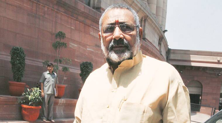 Giriraj Singh, Indian Muslims, Muslims descendants of Ram, Ram mandir, Ayodhya dispute, Babri mosque demolition, BJP, Ram Temple Ayodhya,