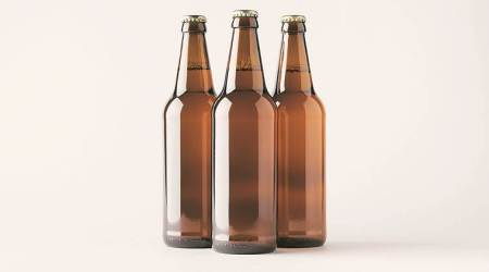 Pune chucks beer for harder drinks