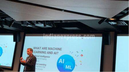 Google artificial intelligence and machine learning