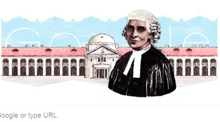 Cornelia Sorabji, India's first woman lawyer, gets a Google Doodle on her 151st birthday