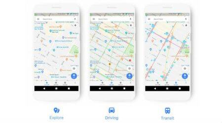 Google Maps redesigned to make finding places easier
