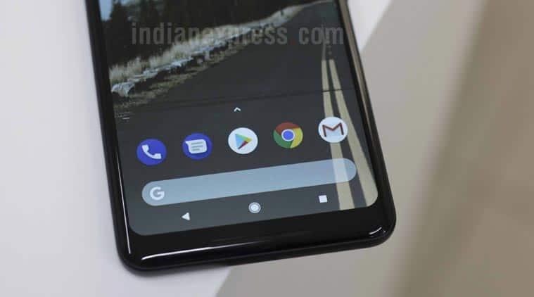 Google Pixel 2 XL active edge