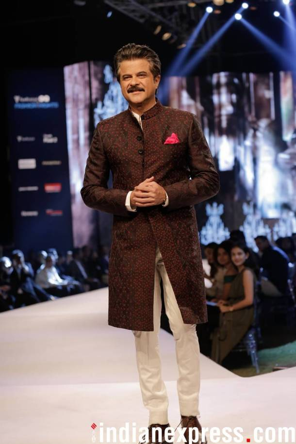 Ayushmann Khurrana, GQ Fashion Nights 2017. GQ fashion night pictures, Radhika Apte, Rajkummar Rao, Indian express, Indian express news