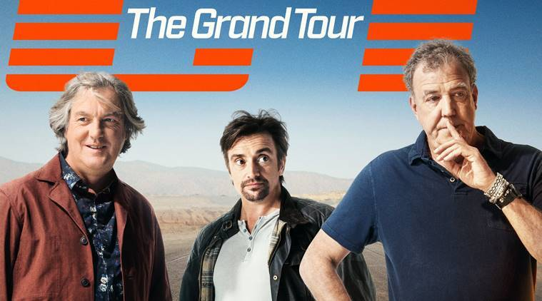 amazon prime s the grand tour set to return with second season on december 8 the indian express. Black Bedroom Furniture Sets. Home Design Ideas