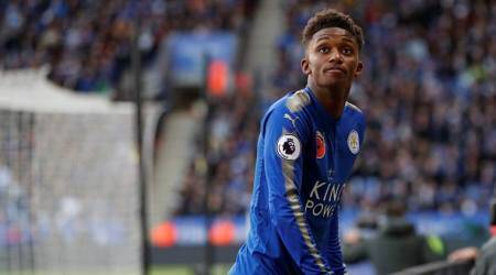 Leicester City's Demarai Gray signs new four-year contract
