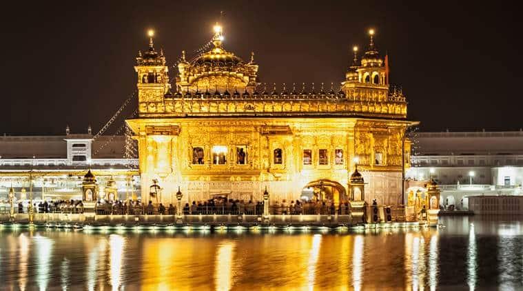 Remove gst on golden temple langar