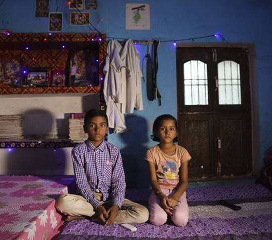 For three kids in Varanasi, their mum is a hero, home-maker and workingwoman