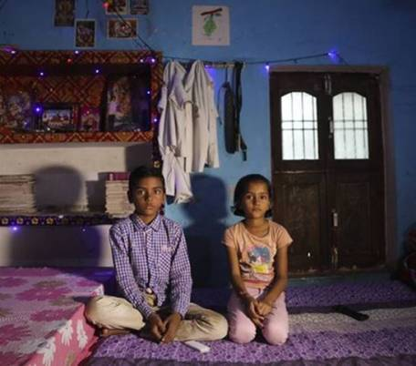 For three kids in Varanasi, their mum is a hero, home-maker and working woman