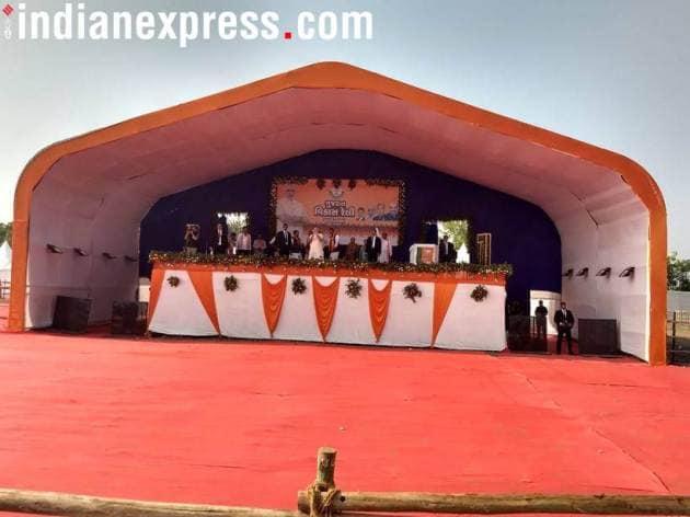 Gujarat elections, gujarat assembly elections 2017, Gujarat elections campaign pictures, modi morbi rally, rahul gandhi, hardik patel