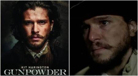 Watch Gunpowder trailer: Kit Harington stars as the rebel who plans to kill the King of England