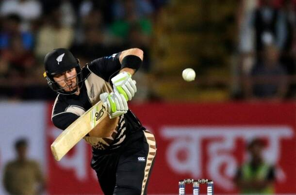 Martin Guptill photos, Indian Express