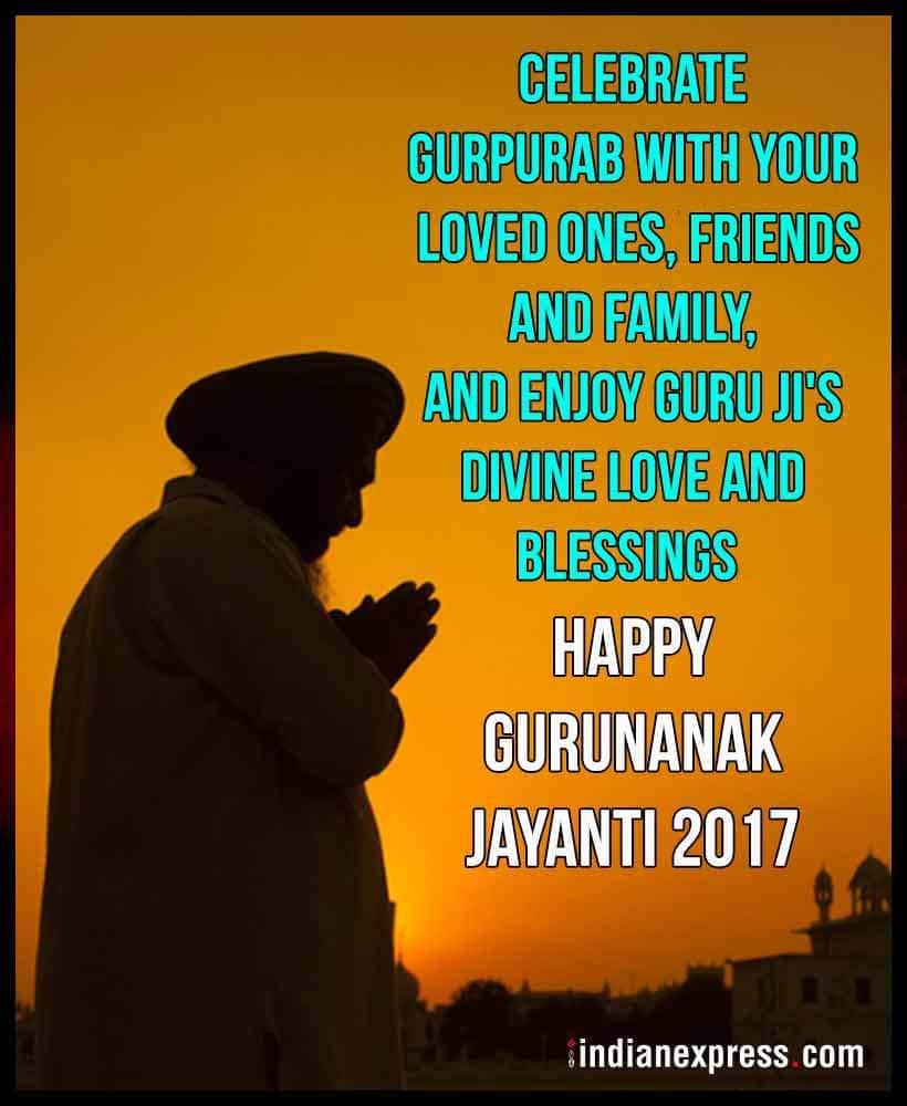 guru nanak jayanti, gurpurab, guru nanak jayanti wishes, guru nanak wishes, guru nanak birthday, guru nanak birthday, indian express, indian express news