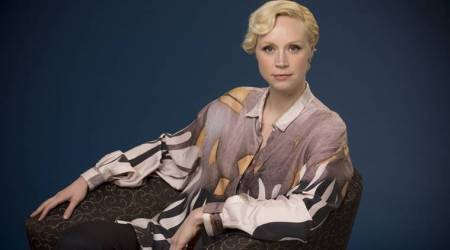 Gwendoline Christie on playing first major 'Star Wars' female villain